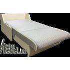 Кресло кровать Виктория Плетенка 051-3 с кожзамом