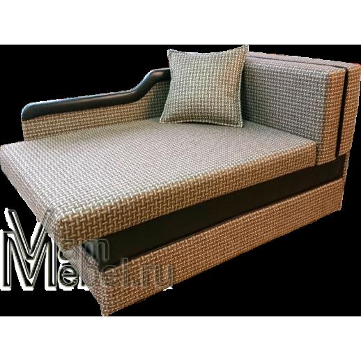 Кушетка плетенка 051-4