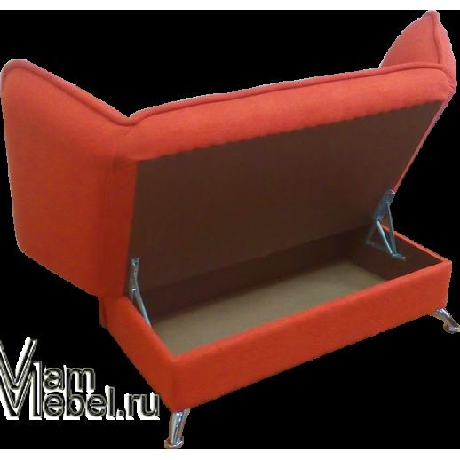Кушетка клик кляк со склада оранжевая