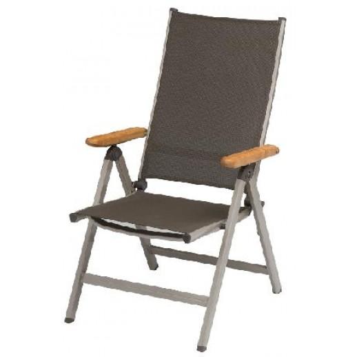 Кресло из алюминия и текстилена Granada Кеттлер