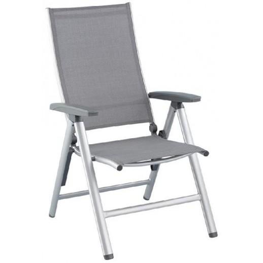 Кресло из металла и текстилена складное Cirrus (Кеттлер)