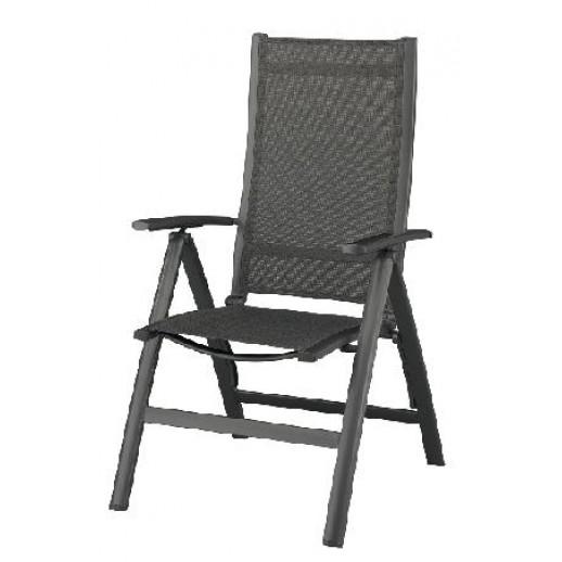 Кресло складное из металла и текстилена Legato (Кеттлер)