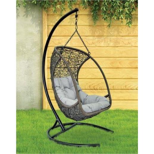 """Кресло подвесное из искусственного ротанга """"Альбатрос"""""""