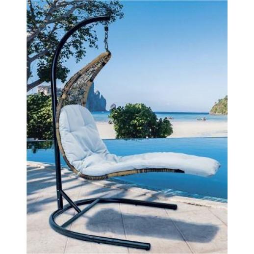 """Кресло подвесное из искусственного ротанга """"Pelaxa"""""""