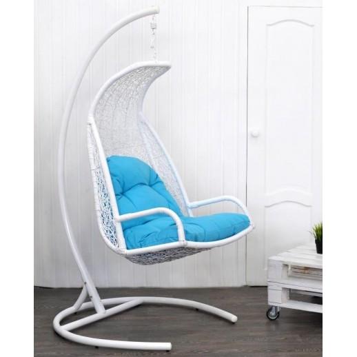 """Кресло подвесное из искусственного ротанга """"Лагуна"""""""