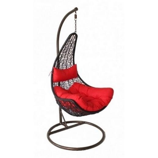 Кресло подвесное из искусственного ротанга МТ03