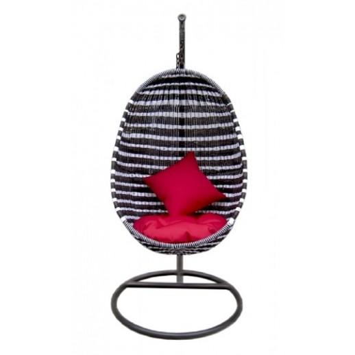 Кресло подвесное из искусственного ротанга МТ08