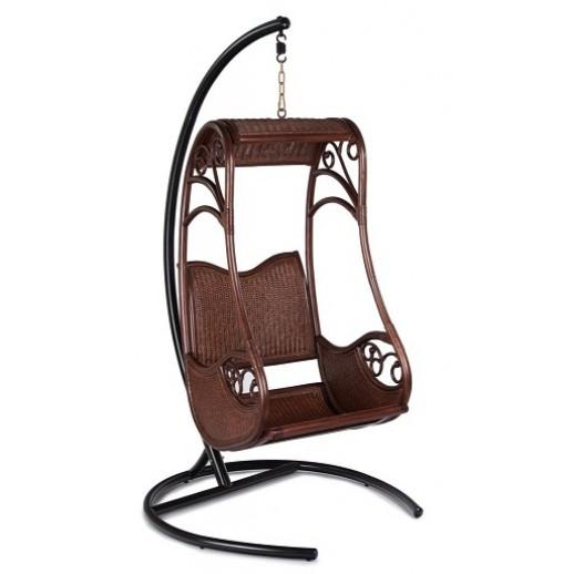 Кресло подвесное из натурального ротанга арт.36-55