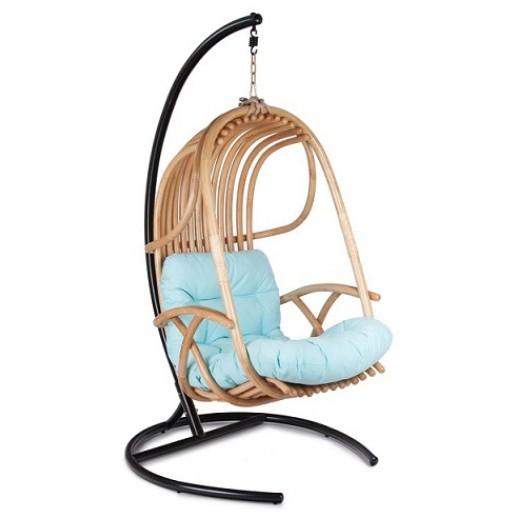 Кресло подвесное из натурального ротанга арт.66-55