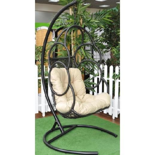 """Кресло подвесное из искусственного ротанга """"Galaxy"""""""