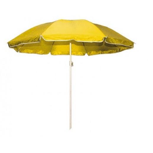 "Зонт пляжный ""Желтый"" д.2.20 (нейлон)"