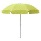 Зонт пляжный круглый д.2.0 оксфорд (с наклоном купола)