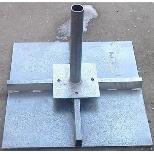 Подставка из металла для зонта S-300