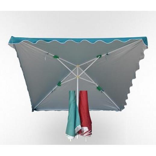 Зонт пляжный квадратный 240х240