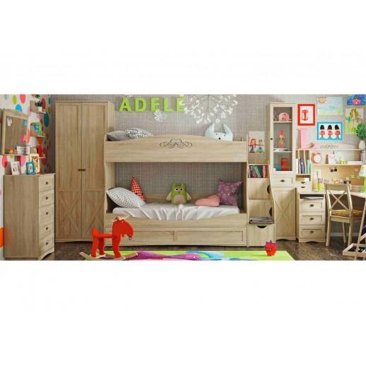 Детская мебель ADELE (АДЕЛЬ), СОНОМА комп.1 - АКЦИЯ !