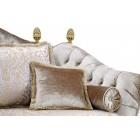Аристократ 3-х местный диван удлиненный