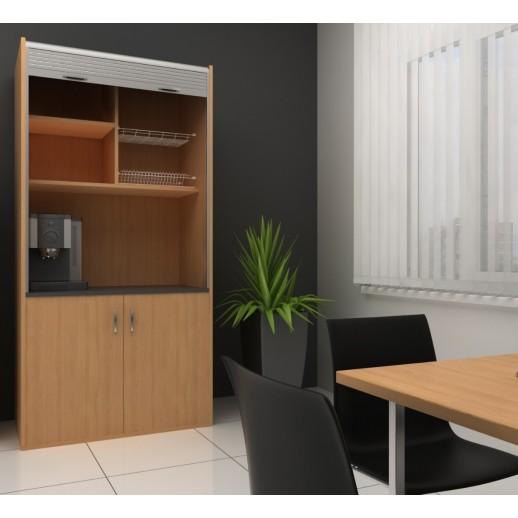 Мини-кухни для офиса вариант 1