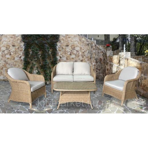 Комплект плетеной мебели 2790