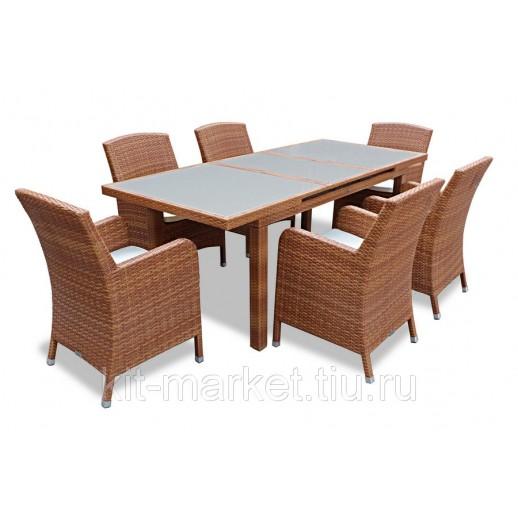Садовая мебель. Обеденная группа