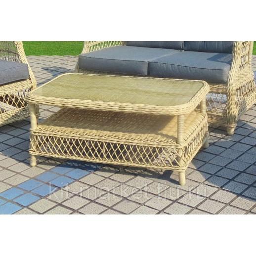Садовая плетеная мебель из ротанга 2870
