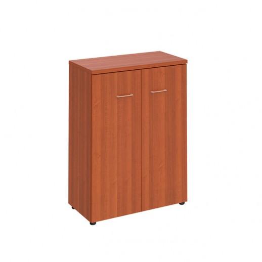 Шкаф для документов средний закрытый миланский орех