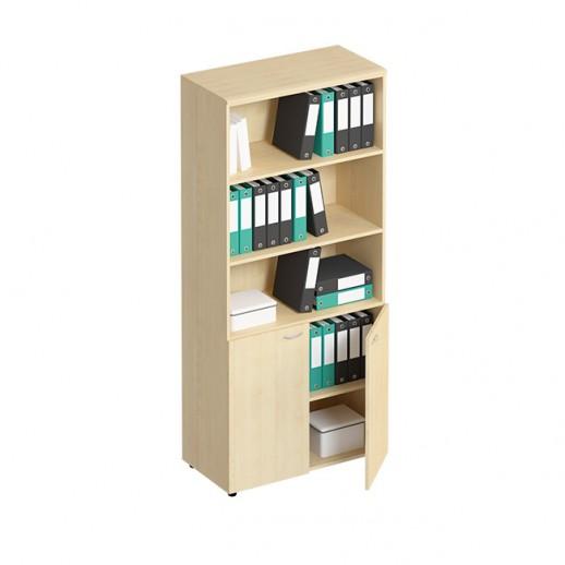 Шкаф для документов полузакрытый солнечный клен