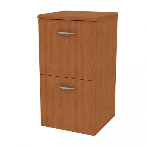 Шкаф с файловыми ящиками испанский орех