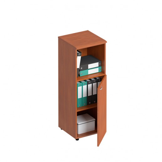 Шкаф для документов полузакрытый испанский орех