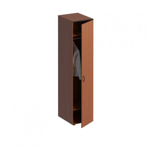 Шкаф для одежды глубокий (узкий) австрийский орех