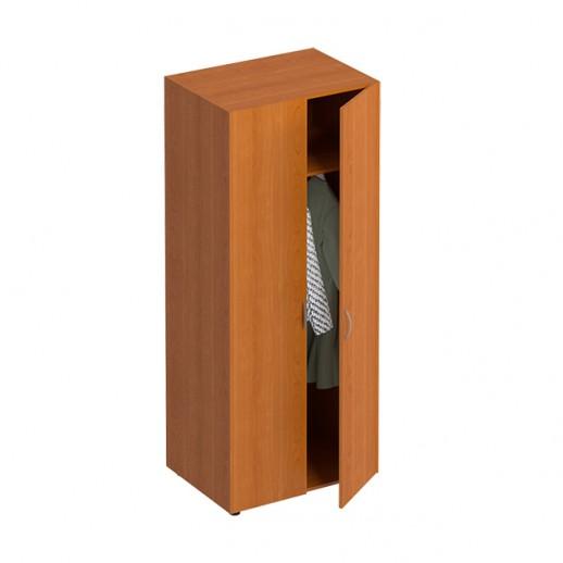 Шкаф глубокий для одежды ольха