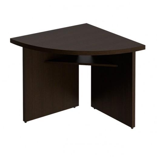 Секция стола переговоров угловая венге